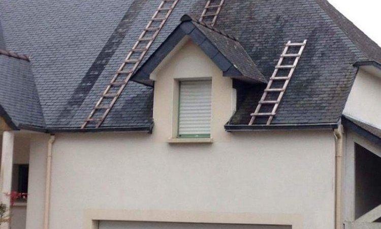 Rénovation toiture Hennebont